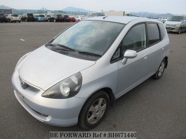 Used 2003 HONDA FIT BH671440 for Sale