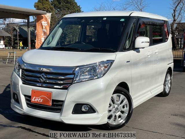 Used 2020 SUZUKI SOLIO BH673338 for Sale