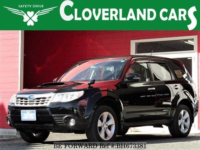Used 2011 SUBARU FORESTER BH673381 for Sale