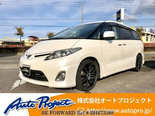 Used 2011 TOYOTA ESTIMA BH673388 for Sale