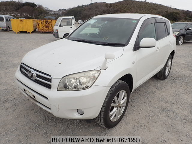 Used 2008 TOYOTA RAV4 BH671297 for Sale