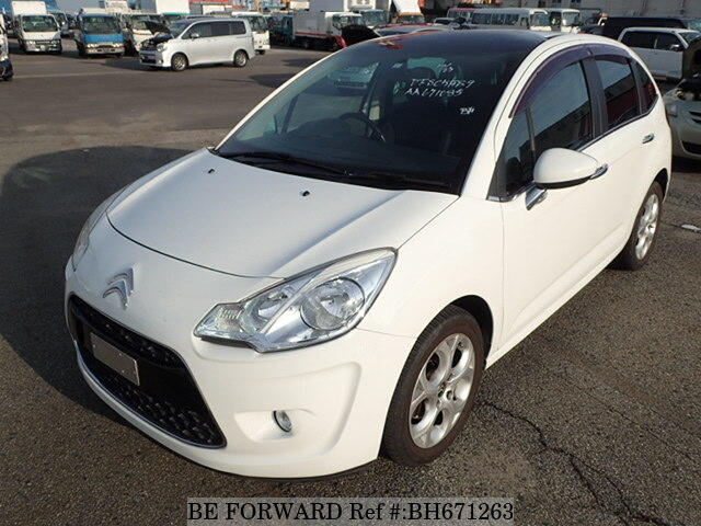 Used 2011 CITROEN C3 BH671263 for Sale