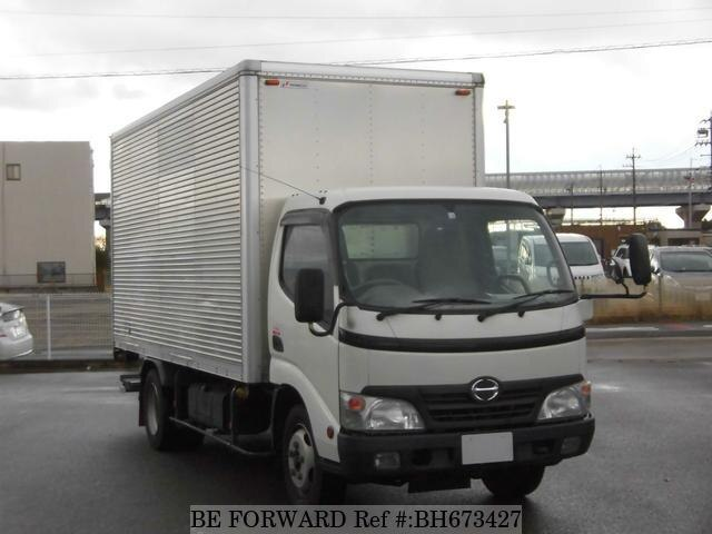 Used 2008 HINO DUTRO BH673427 for Sale