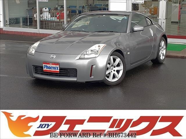 Used 2003 NISSAN FAIRLADY Z BH673442 for Sale
