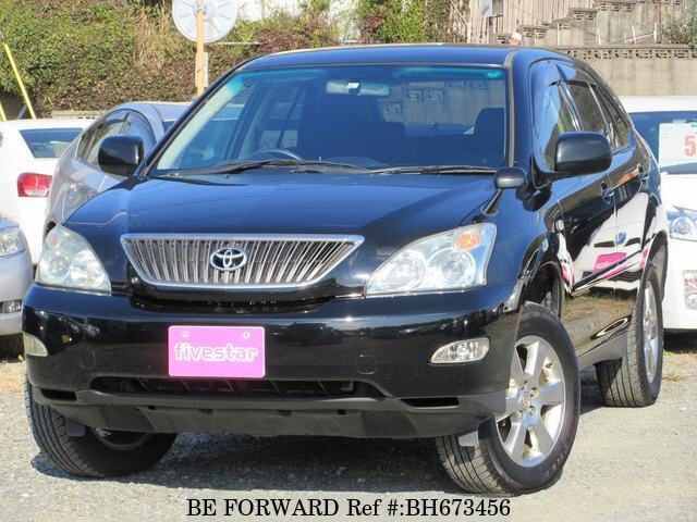 Used 2006 TOYOTA HARRIER BH673456 for Sale