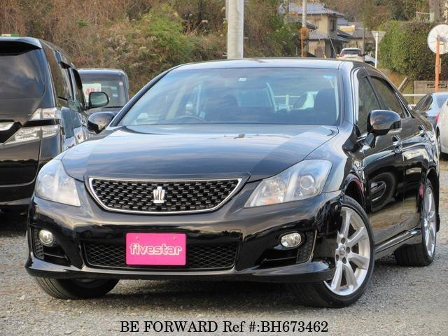 Used 2009 TOYOTA CROWN BH673462 for Sale
