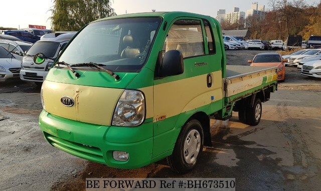 Used 2005 KIA BONGO BH673510 for Sale
