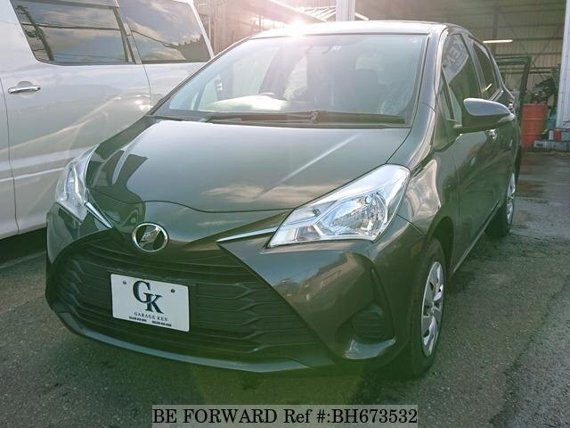 Used 2017 TOYOTA VITZ BH673532 for Sale