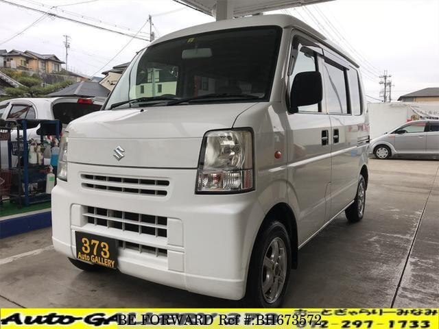 Used 2007 SUZUKI EVERY BH673572 for Sale