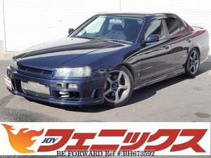 Used 2000 NISSAN SKYLINE BH673592 for Sale