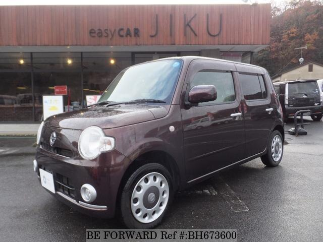 Used 2011 DAIHATSU MIRA COCOA BH673600 for Sale