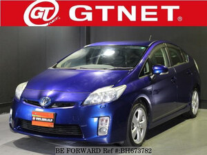 Used 2009 TOYOTA PRIUS BH673782 for Sale