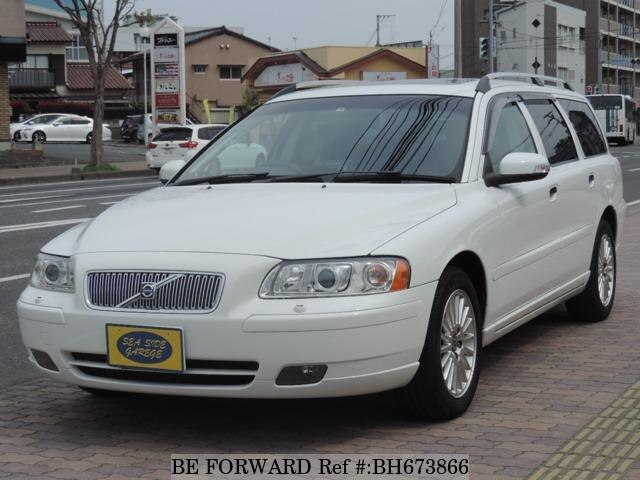Used 2007 VOLVO V70 BH673866 for Sale