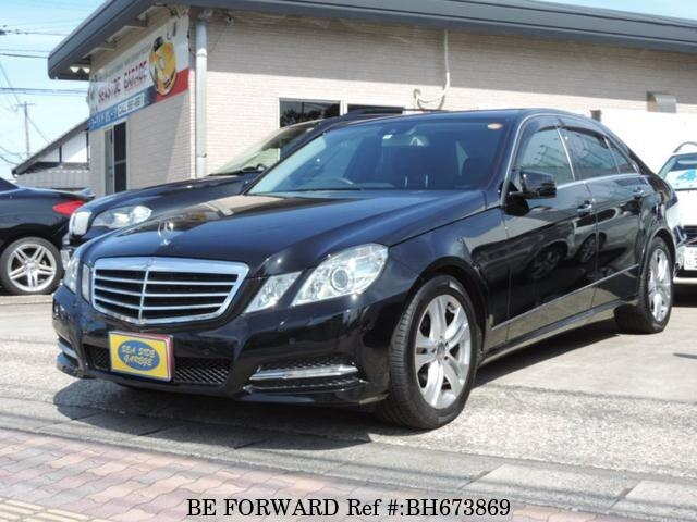 Used 2010 MERCEDES-BENZ E-CLASS BH673869 for Sale