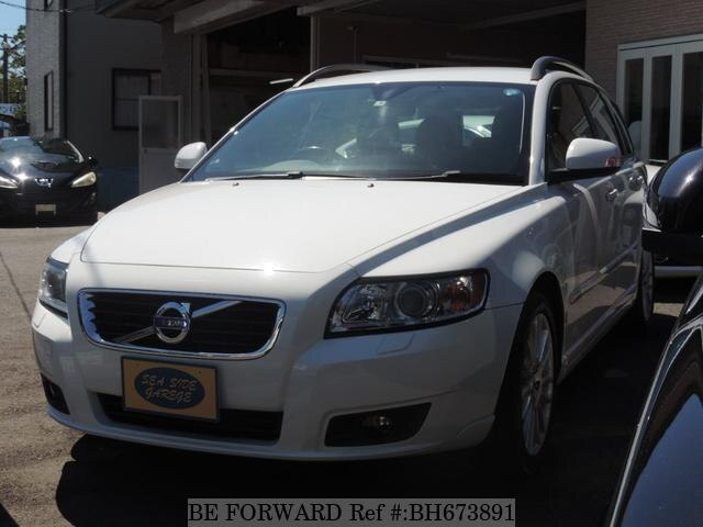 Used 2011 VOLVO V50 BH673891 for Sale