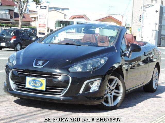 Used 2012 PEUGEOT 308 BH673897 for Sale