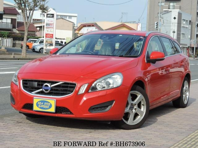 Used 2012 VOLVO V60 BH673906 for Sale