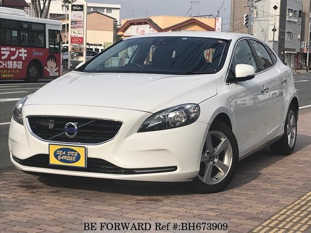 Used 2014 VOLVO V40 BH673909 for Sale