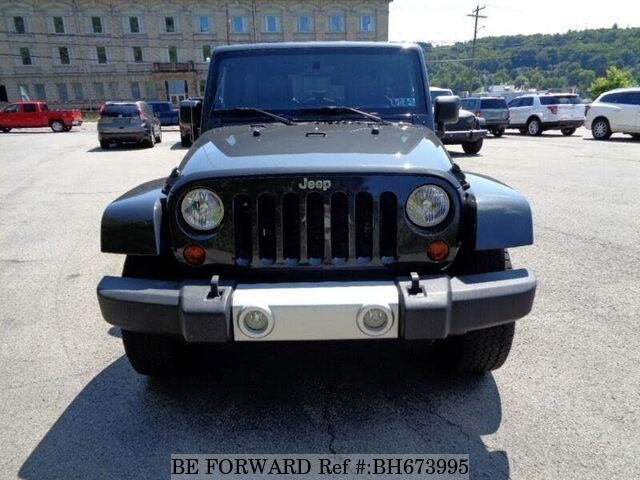 Used 2010 JEEP WRANGLER BH673995 for Sale