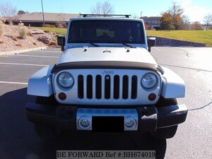 Used 2010 JEEP WRANGLER BH674019 for Sale