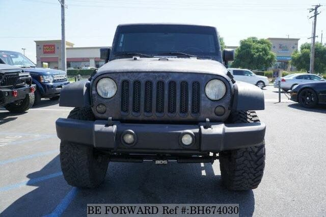 Used 2010 JEEP WRANGLER BH674030 for Sale
