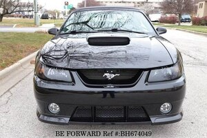 Used 2002 FORD MUSTANG BH674049 for Sale
