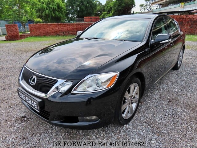 Used 2010 LEXUS GS BH674682 for Sale