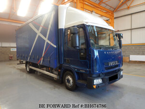 Used 2009 IVECO EUROCARGO BH674786 for Sale
