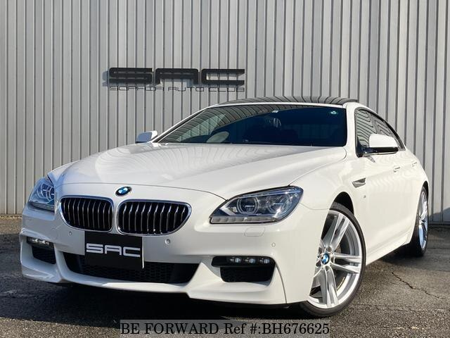 Used 2013 BMW 6 SERIES BH676625 for Sale