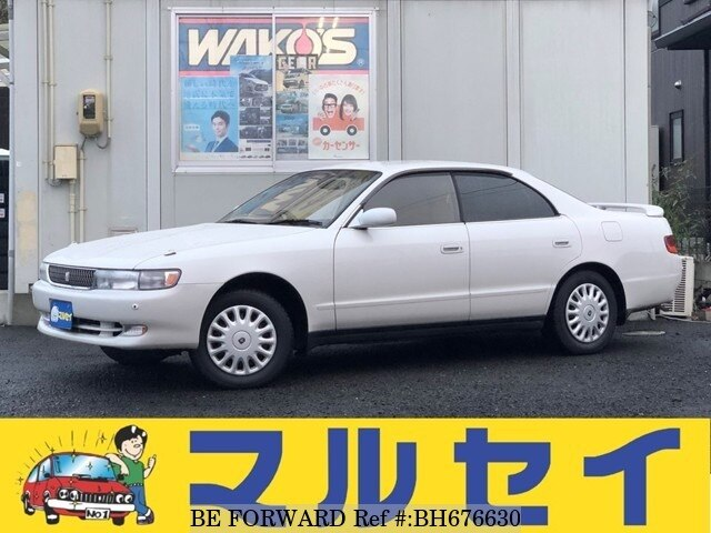 Used 1994 TOYOTA CHASER BH676630 for Sale