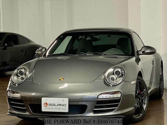Used 2010 Porsche 911 997ma101 For Sale Bh676743 Be Forward