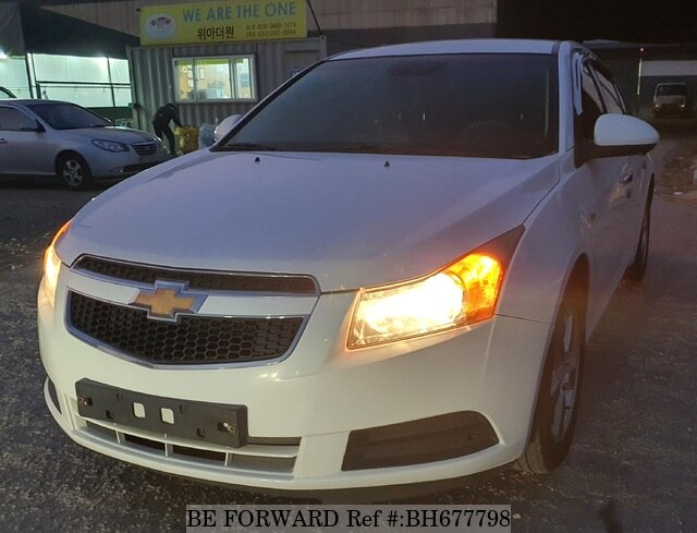 Used 2009 CHEVROLET CRUZE BH677798 for Sale