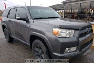 Used 2011 TOYOTA 4RUNNER BH678465 for Sale