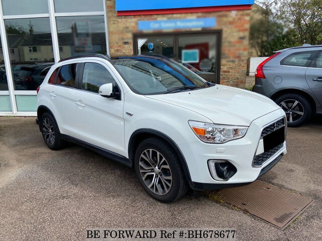 Used 2015 MITSUBISHI ASX BH678677 for Sale