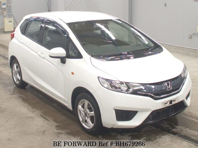 Used 2015 HONDA FIT BH679266 for Sale