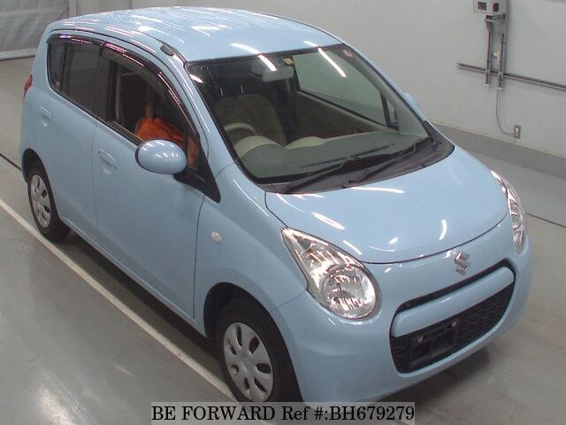 Used 2013 SUZUKI ALTO BH679279 for Sale