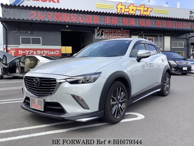 Used 2015 MAZDA CX-3 BH679344 for Sale