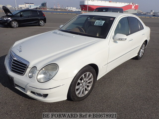 Used 2007 MERCEDES-BENZ E-CLASS BH678921 for Sale