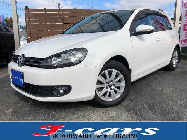 Used 2011 VOLKSWAGEN GOLF BH679459 for Sale