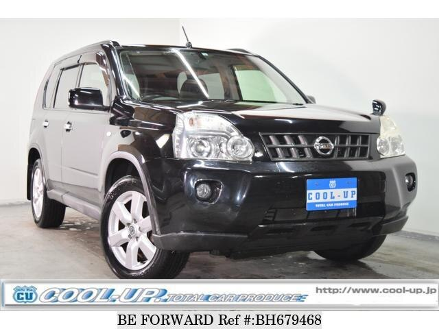 Used 2010 NISSAN X-TRAIL BH679468 for Sale