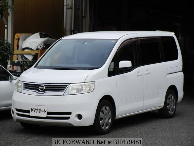 Used 2007 NISSAN SERENA BH679481 for Sale
