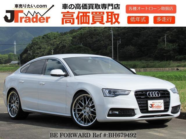 Used 2013 AUDI A5 BH679492 for Sale