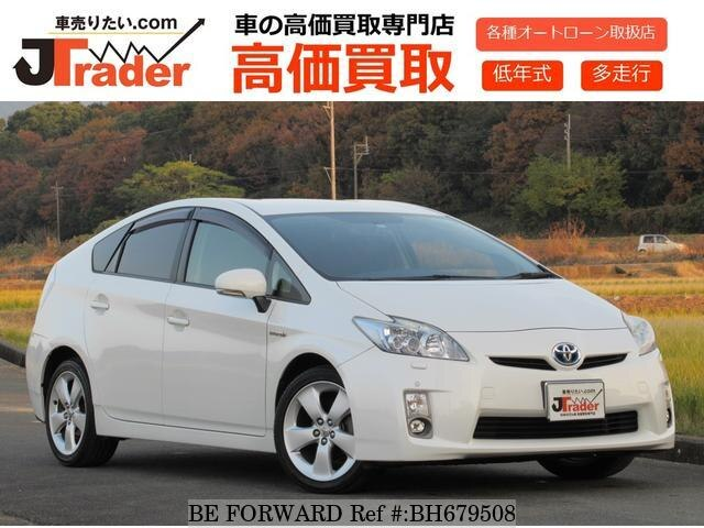 Used 2009 TOYOTA PRIUS BH679508 for Sale