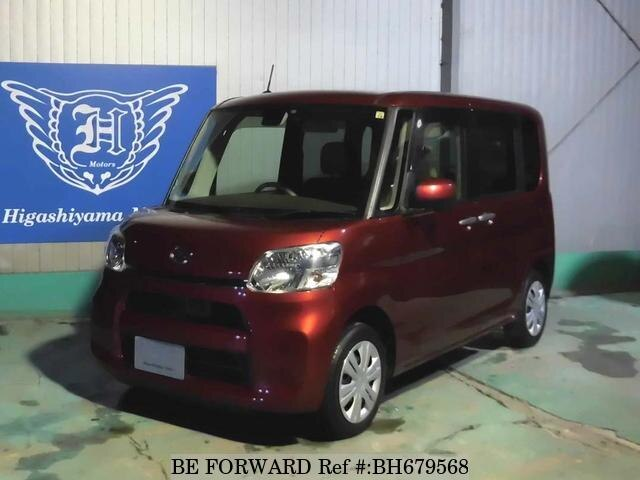 Used 2015 DAIHATSU TANTO BH679568 for Sale