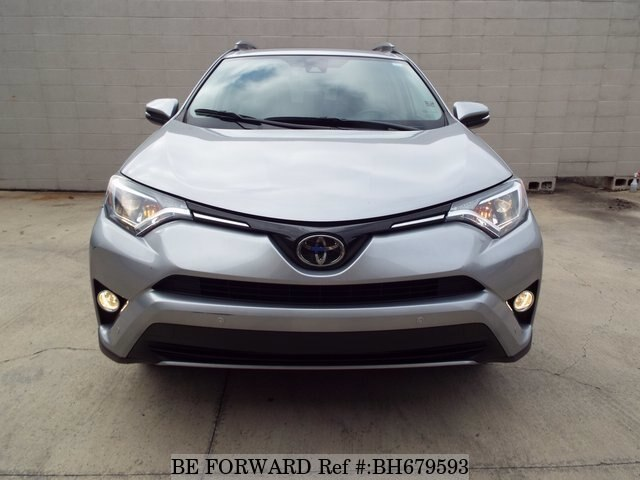 Used 2018 TOYOTA RAV4 BH679593 for Sale