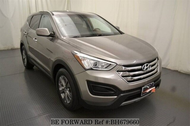 Used 2015 HYUNDAI SANTA FE BH679660 for Sale