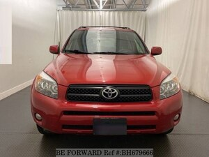 Used 2008 TOYOTA RAV4 BH679666 for Sale