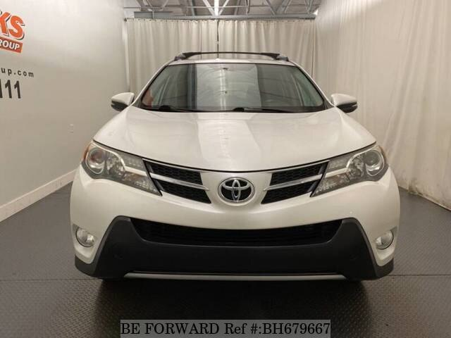 Used 2013 TOYOTA RAV4 BH679667 for Sale