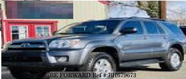 Used 2009 TOYOTA 4RUNNER BH679673 for Sale