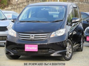 Used 2008 HONDA FREED BH679759 for Sale